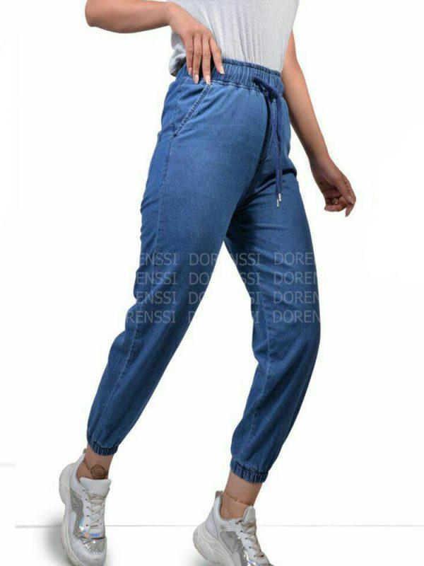 شلوار جین 210308 آبی